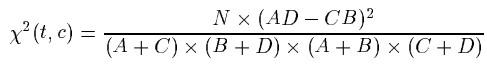 chi-formula