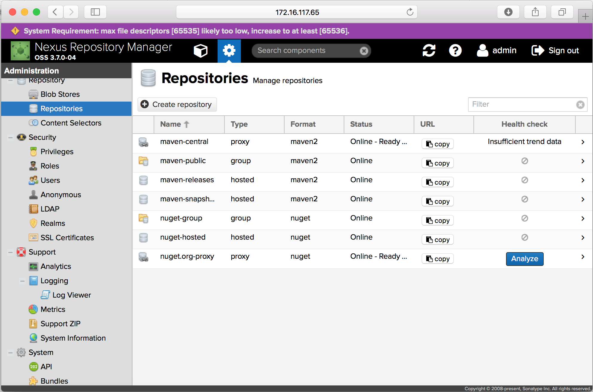Nexus-Repository-Manager